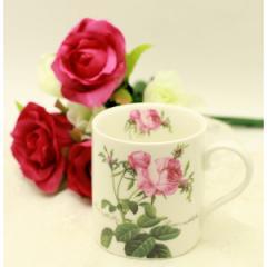 マグカップ ギフトボックス入り ルドゥーテ ダブルローズ 女性誕生日 プレゼント お礼 お返し お祝い 母の日