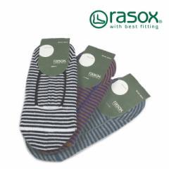 [返品・交換不可] ラソックス rasox ブークレーボーダー・カバー CA161CO01
