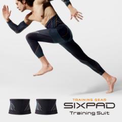 シックスパッド トレーニングスーツ ツインウエストセット sixpad 着圧 くびれ お腹 引き締め インナー 骨盤矯正 ダイエット
