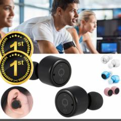ワイヤレスイヤホン ワイヤレス Bluetooth イヤホン ヨーロッパで大人気 スポーツ ランニング等の激しい運動でも使用可能