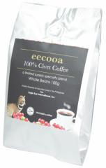 超希少 シベットコーヒー 豆 100g (ジャコウネココーヒー、コピルアク) 【10-12杯分】