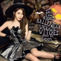 コスプレ 魔女 ウィッチ 魔法使い デビル コスプレ衣装 ハロウィン 衣装 セクシー コスチューム 悪魔 小悪魔 かわいい 女性 大人 ペア