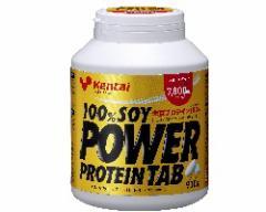 100%SOY パワープロテイン タブ 900粒 【大豆プロテイン/Kentai(ケンタイ)/健康体力研究所】