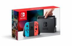 6/27発送*新品・送料込* Nintendo Switch本体 Joy-Con(L)ネオンブルー/(R)ネオンレッド