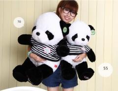 パンダ ぬいぐるみ 巨大 縫ぐるみ panda 動物 おもちゃ 50cm 大きい ぬいぐるみ シロパンダ ふわふわ 誕生日 クリスマス 彼女 贈り物