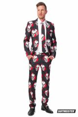OPPO SUITS SUITMEISTER 【Skulls Blood】正規品 メンズスーツ ポイント10倍 送料無料!