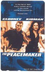 【テレカ】The Peacemaker ポイント購入可 カード決済不可 ※送料無料対象外商品※