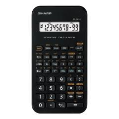 【シャープ】関数電卓 エントリーモデル/EL-501J-X