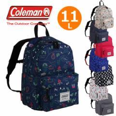 コールマン バッグ リュック デイパック ミニ coleman c-kidspack C-KIDS PACK 11L キッズ ジュニア 子供用 アウトドア 通