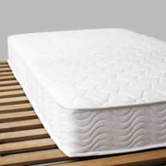 ポケットコイルマットレス セミダブル マットレス マット 真空圧縮 コンパクト梱包 ベッド 寝具 MTS-065