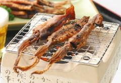 函館産真イカを肝ごと干しちゃいました 200g 15〜20尾