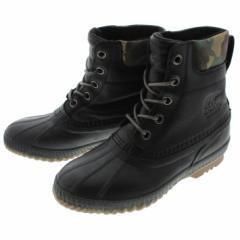 400足限定モデル ソレル SOREL ブーツ シャイアン 2 プレミアム カモ CHEYANNE 2 PREMIUM CAMO ブラック/アルパインツンドラ NM2339-010