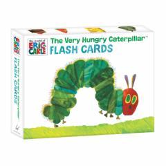 【英語のおもちゃ】 はらぺこあおむし フラッシュカード クロニクルブックス Chronicle Books The Very Hungry Caterpillar Flash Cards