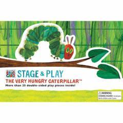 【英語本】 はらぺこあおむし ステージアンドプレイ クロニクルブックス Chronicle Books The Very Hungry Caterpillar Stage & Play 【
