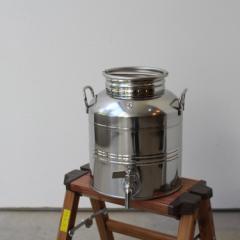 marchisio Oil Drum 5L マルキジオ オイルドラム 322605 ステンレス製 ディスペンサー ウォーターディスペンサー ウォータージャグ