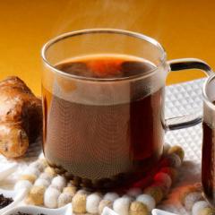 濃縮ジンジャーダイエットプーアール茶 カップ用30個入 プーアール茶 プアール茶 プーアル茶 生姜紅茶 ダイエット ティーライフ