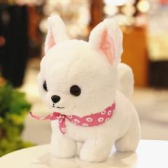 柴犬 秋田犬 ぬいぐるみ おもちゃ クッション 抱き枕 クリスマス記念日 プレゼント ギフト 贈り物 彼女 女の子 男の子 27cm