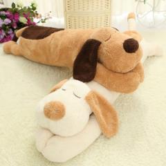 【送料無料】 犬 ぬいぐるみ いぬ 抱き枕 イヌ 縫いぐるみ だきまくら プレゼント ギフト イベント/お祝い 130cm