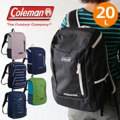 コールマン リュック デイパック スクールパック coleman schoolpack 20L B4サイズ対応 スクエア キッズ ジュニア  2018年