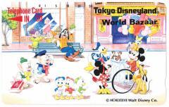 【テレカ】ディズニー ポイント購入可 カード決済不可 ※送料無料対象外商品※