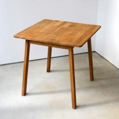 ダイニングテーブル オーク 木製 テーブル W750 2名用 幅 75cm MTS-087