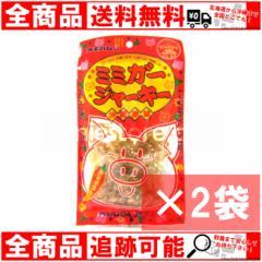 ミミガージャーキー(赤唐辛子入り)×2袋 沖縄 土産 送料無料 人気 おすすめ