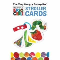 はらぺこあおむし ストローラーカード Chronicle Books The Very HungryCaterpillar StrollerCards