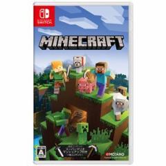 【送料無料(ネコポス)・即日出荷】Nintendo Switch Minecraft マインクラフト マイクラ 050836