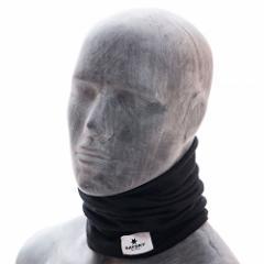 SAYSKY セイスカイ  メリノウールヘアバンド/スカーフ ネックウォーマー Black【防寒ウエア】【ネックカバー】