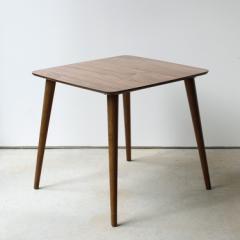 トムテ ダイニングテーブル 75cm 木製 東谷(azumaya) TAC-241WAL