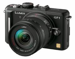 Panasonic ミラーレス一眼カメラ GF1 レンズキット(14-45mm/F3.5-5.6標準ズームレンズ付属)