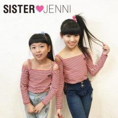 JENNI ジェニィ ジェニー 子供服 18春 ベア天竺デザインTシャツ je85027