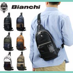【ポイント10倍+レビュー記入で5倍】Bianchi(ビアンキ) TBPI-02 ボディバッグ ワンショルダーバッグ TBPIシリーズ メンズ レディース 送