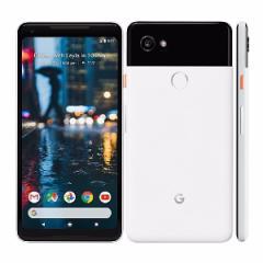 Google Pixel 2 XL 128GB LTE対応 (黒白)