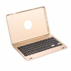 iPad mini1/2/3 用 Bluetooth キーボードケース カバー 一体型ワイヤレスキーボードケース オートスリープ &スタンド機能あり八色選択可