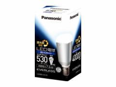 【パナソニック】LED電球 7.6W(昼光色相当)/LDA8DA1D