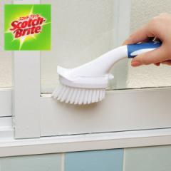 スコッチブライト ハンディブラシ 本体 S ( お風呂 浴槽 バス 掃除 清掃 水アカ カビ ヌメリ 3M )