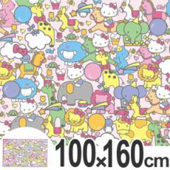 レジャーシート L 2〜3人用 ハローキティ 子供用 キャラクター ( レジャーマット ピクニックシート ピクニックマット キティ KITTY