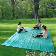 レジャーシート 和みシート 6畳 12〜13人用 大きめ 大判 リバーシブル ( 送料無料 お花見 大きい レジャーマット 大人数 家族 レジャー