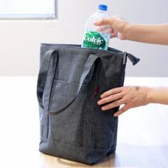 保冷バッグ タテ型トートバッグ 縦型 トートバッグ ( バッグ 保冷 ショッピングバッグ お買い物バッグ エコバッグ 手提げ袋 保冷ラン