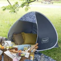 簡単テント Hide&Seek ポップアップテント ( テント 簡易テント ワンタッチ ポップアップ式 3〜4 折りたたみ ワンタッチテント コンパ