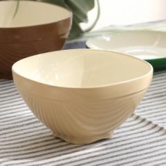 飯椀 11cm SoLow Yasai たまねぎ 大人用 皿 食器 お茶碗 プラスチック 日本製 ( 食洗機対応 電子レンジ対応 茶碗 角 ボウル 割れにくい
