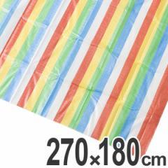 レジャーシート クラシックストライプ 3畳 6〜7人用 ( ピクニックシート レジャーマット 敷物 ピクニックマット ビニールシート )