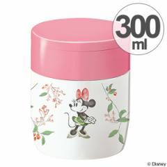 スープジャー スープボトル ミニーマウス 300ml キャラクター スプーン付 ( 保温 保冷 ステンレス フードコンテナ お弁当 スープ スープ