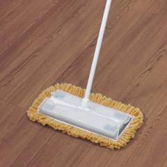 ワイパー 取付モップ フローリングワイパー から拭き スペア ( モップ 床掃除 掃除 フローリング 髪の毛 ホコリ ペット 毛 ごみ ゴミ 洗