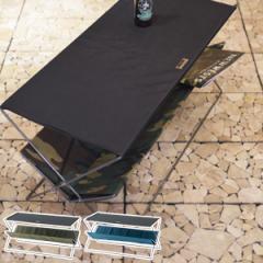 アウトドア テーブル フォールディング ( レジャー キャンプ ピクニック アウトドアテーブル 机 折りたたみテーブル 簡易テーブル コン