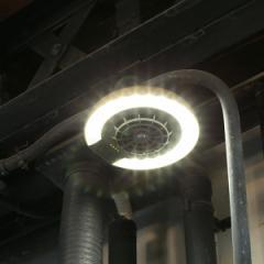 ファン&ライト ダルトン DULTON アウトドア ダグラス ライト 扇風機 ( 送料無料 ハンディライト 照明 USB充電式 携帯ライト 懐中電灯