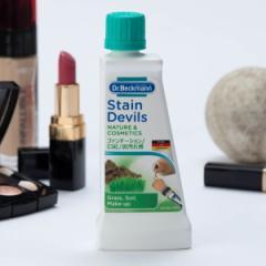洗濯用洗剤 Dr.Beckmann ステインデビルス 口紅 ファンデ 泥汚れ用 50ml ( 洗濯 洗剤 染み抜き 部分洗い 予洗い シミ抜き シミ抜き剤 液
