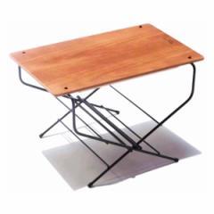 アウトドアテーブル サイドテーブル 幅50×奥行41.5×高さ33cm ファイアーサイドテーブル ( ハングアウト HangOut アウトドア テーブル