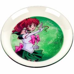 お皿 アクリルプレート 美少女戦士セーラームーンクリスタル セーラージュピター キャラクター ( アクリル皿 ランチプレート 子供用